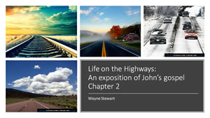 John's Gospel – Part 2